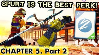 Shadow Fight 3. Defeating Masked Pirate and Shadow Bot on IMPOSSIBLE. Chapter 5 Gameplay.