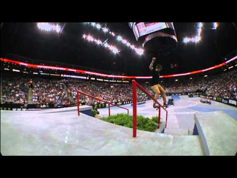 Street League 2012: Championship Pro Chris Cole