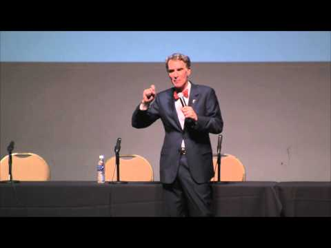2013 Planetary Defense Conference--Part 4: Bill Nye the Science Guy!