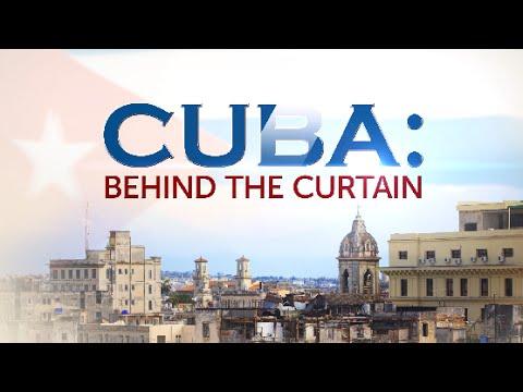 CUBA BEHIND THE CURTAIN