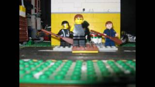 U2 Window in the sky - Lego music video HD