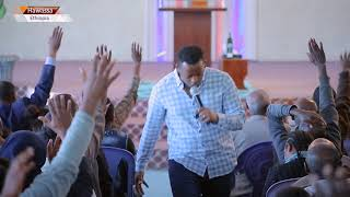 Preaching by Prophet Mesfin Beshu - God Needs A Praise From Us - AmlekoTube.com