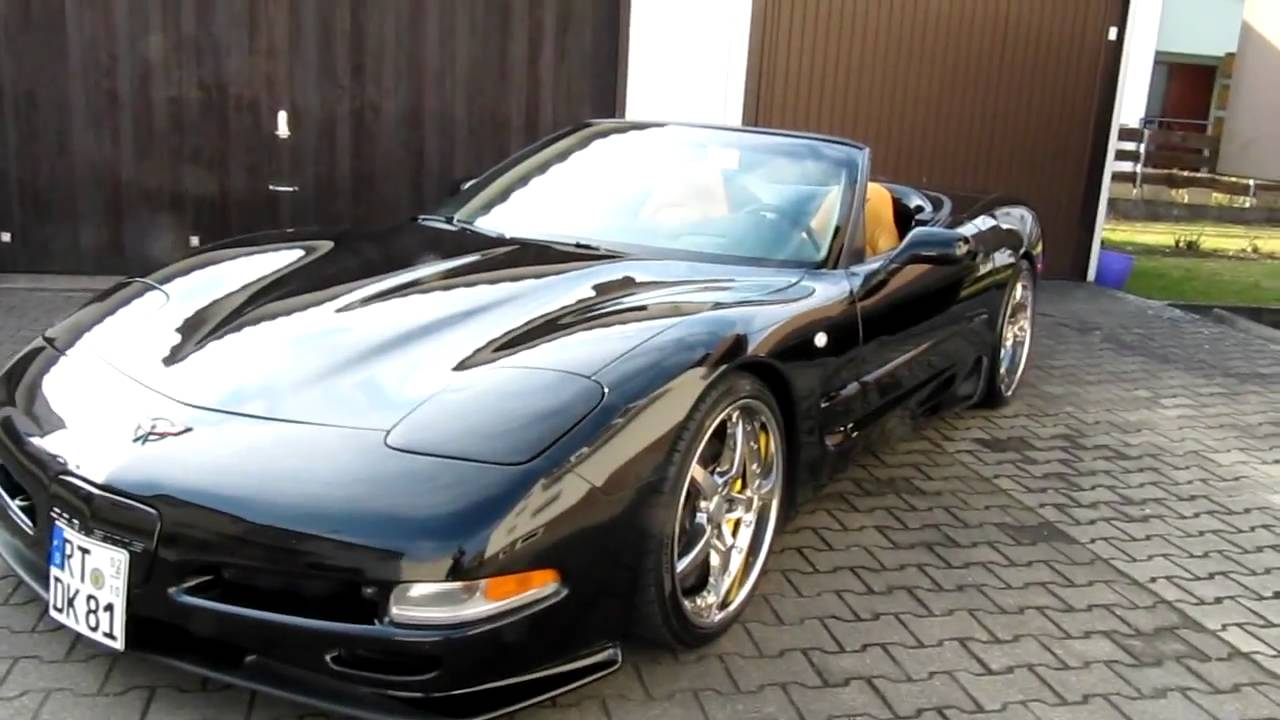 Corvette C5 Tuning Youtube