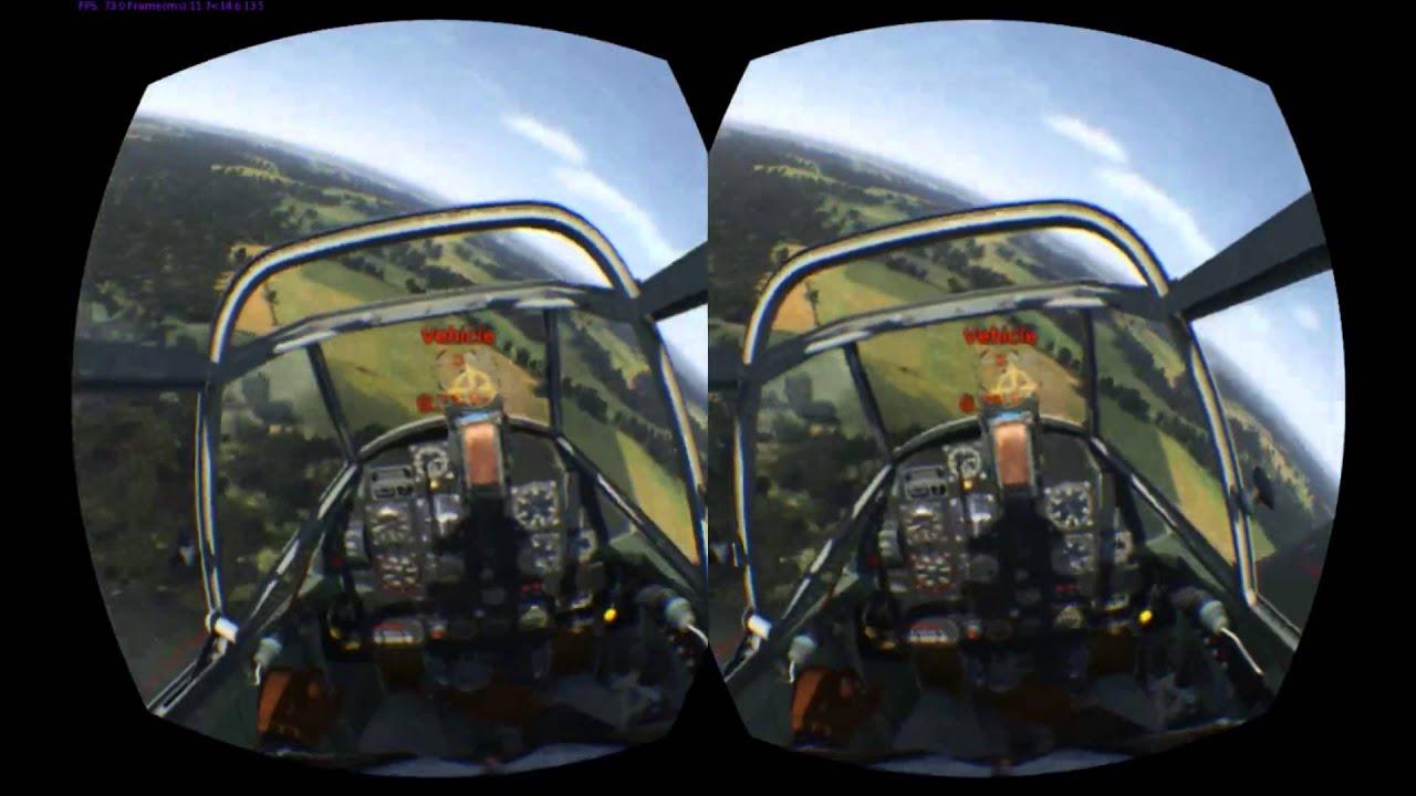 War thunder oculus