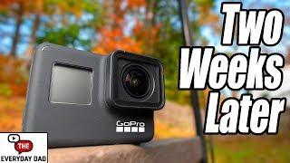 GoPro Hero 7 Black Two Weeks Later!