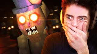 THE TOYS ARE ALIVE?!! - Toppy's Toy Shop (Horror Game)