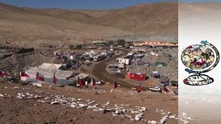 How 33 Chilean Miners Escaped A Collapsed Mine (2010)