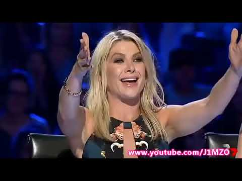 Atlas - The X Factor Australia 2014 - AUDITION [FULL]