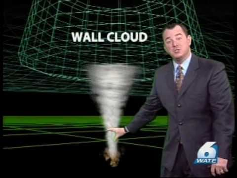 Ken Weathers - Tornado Formation Explanation