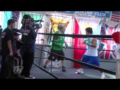 0 - Boxing: Unprecedented: PacMan's Times Square Special - Boxing and Boxers