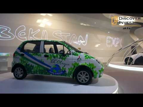 Павильон Узбекистана в Expo 2017! (Казахстан)