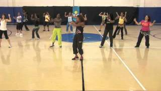 Zumba - Beyonce -Move Your Body