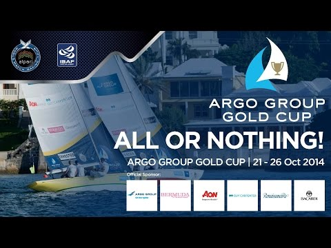 PROMO: 2014 Argo Group Gold Cup, Stage 6