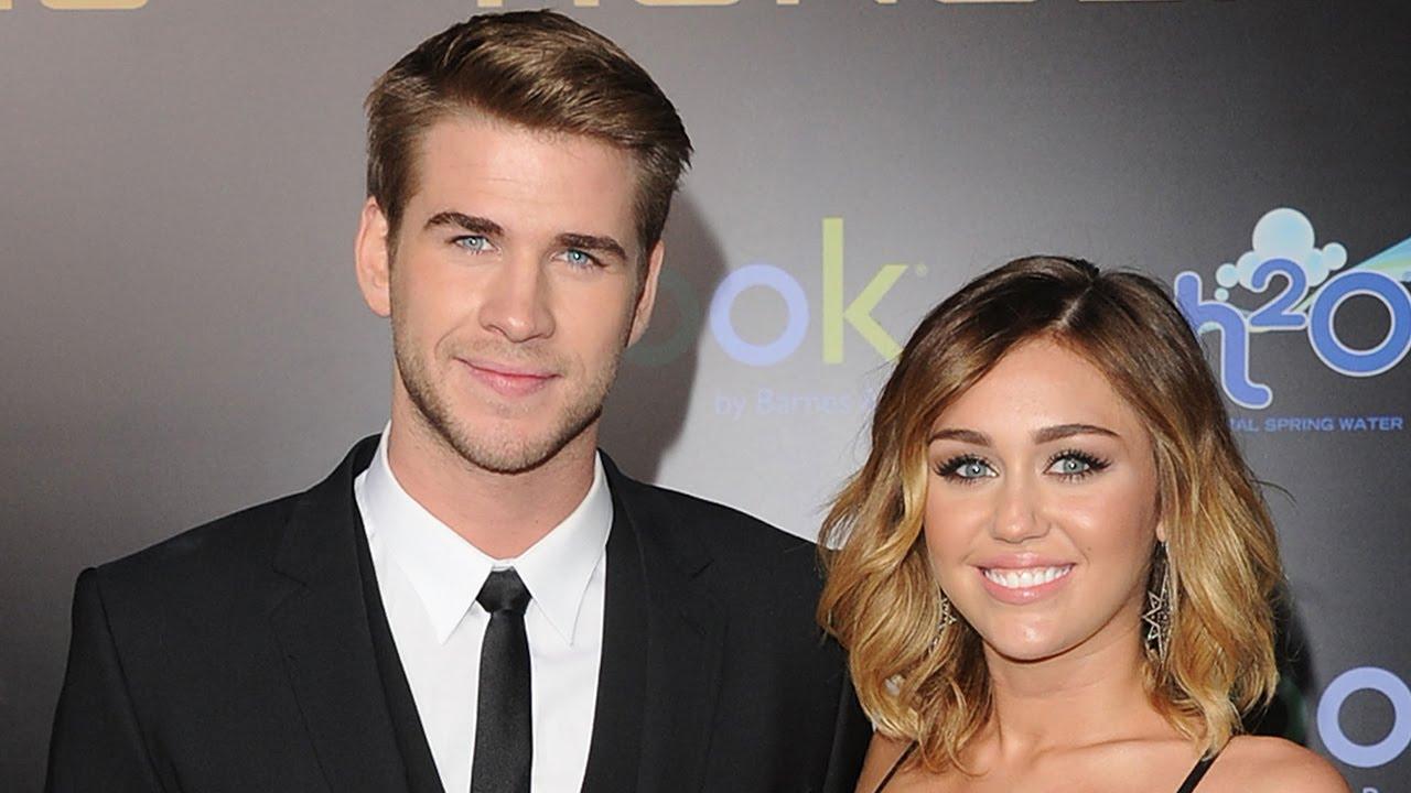 ¿Miley Cyrus y Liam Hemsworth NO Están Comprometidos?