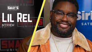 Comedian Lil Rel Impersonates Kevin Hart Lil Wayne And Future