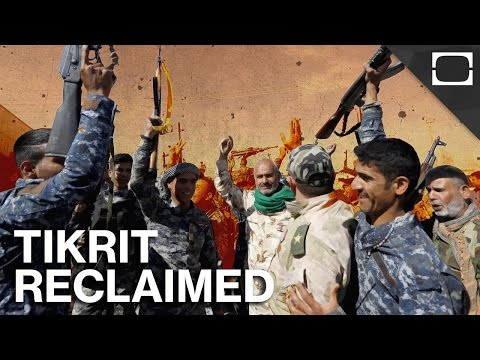 Iraq Reclaims Tikrit From ISIS