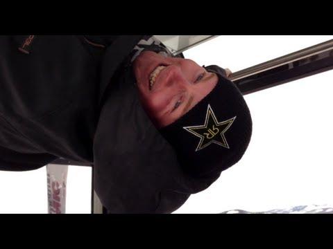 Day 3 - Mark Freeman 408 - Horsing around at Vail Ski Resort - Mar 20, 2013
