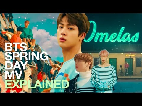 BTS Spring Day MV EXPLAINED | Sewol Ferry, Snowpiercer & Survivors