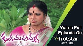 Kumkuma Puvvu : Episode 51 ( 15 - Sep - 2016 )