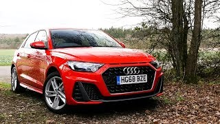 My First Drive in the 2019 Audi A1!