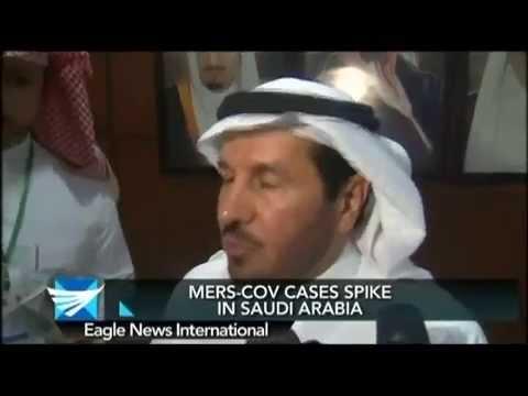 MERS COV cases spike in Saudi Arabia