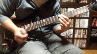 BLACK/SIAM SHADE Guitar Cover