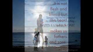 Happy Fathers Day Quotes, Greetings ,Wishes Video