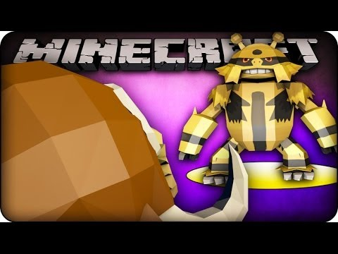 Minecraft Pixelmon 3.0.4 RANDOM BOX BATTLE klip izle