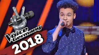 Bruno Mars - Finesse (James Smith) | The Voice of Germany | Blind Audition