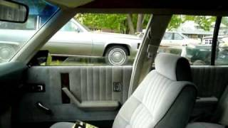 1988 Plymouth Reliant LE Station Wagon Walk-Around/Drive