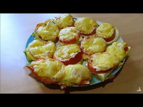 Запеченые кабачки с сыром - сочное блюдо!