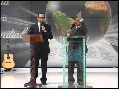The pastor and the sheep (Rev. Samuel David Mejia - Brother Alex Duvan Puentes)