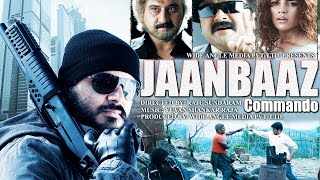 Commando - Jaanbaaz Comando - Ajith, Nayantara | Hindi Dubbed Action Movie 2014 | Hindi Movies 2014 Full Movie
