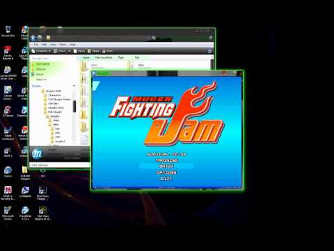 WinMugen Screenpack Tutorial for Mugen 1.0 Rc8 Pt. 2