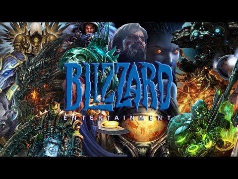 Blizzard - История легенды