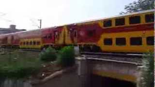 Double Taker Train in India