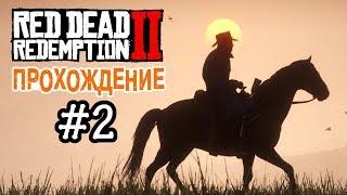 Прохождение Red Dead Redemption 2 #2