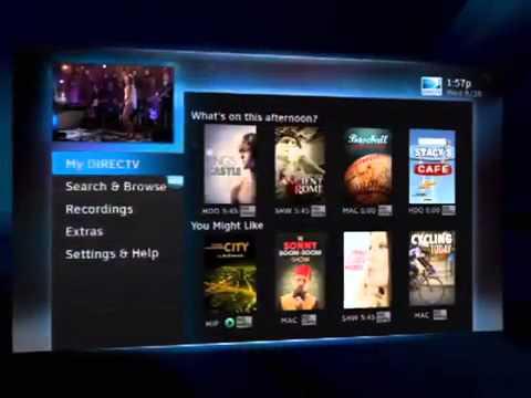 DIRECTV Genie - The Most Advanced Whole Home HD DVR