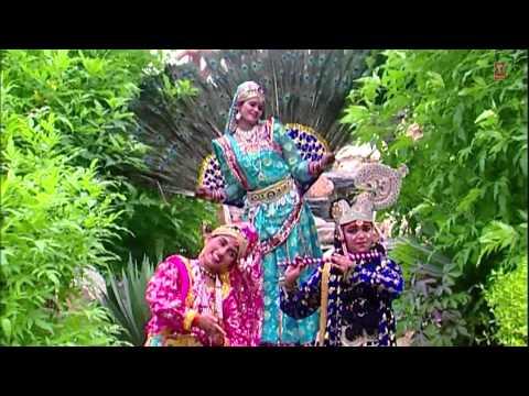 Tere Adhron Ki Meethi Krishna Bhajan By Kavita Godiyal [full Hd Song] I Sanware Shyam video