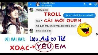 126NET Team || Troll gái mới quen - Liệu Anh Có Thể Yêu Em - Khắc Việt (Cover)