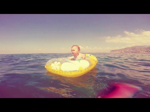 BABY AT SEA!