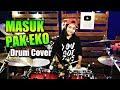 Lagu MASUK PAK EKO | TIK TOK | REMIX | Drum Cover by Nur Amira Syahira