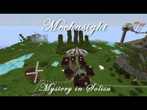 Mechasight: Mystery in Solisa - Minecraft 1.5/1.5.1 Adventure Map