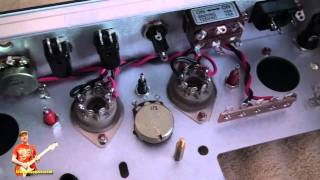 Ceriatone Overtone HRM Amp PART 2 Dumble Clone - How to Build it kit - from www.tonymckenzie.com