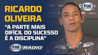 EXCLUSIVO: Confira entrevista de Ricardo Oliveira ao FOX Sports Rádio