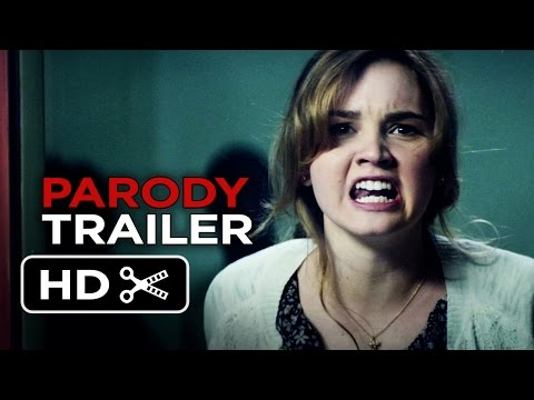 The Worst of Me - Best of Me Trailer Parody - Nicholas Sparks: Master Of Horror (2014) HD