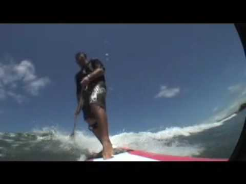 SUP Stand Up Paddle Surfing