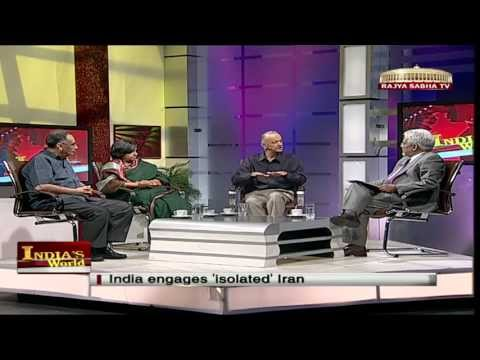 India's World - India engages 'isolated' Iran