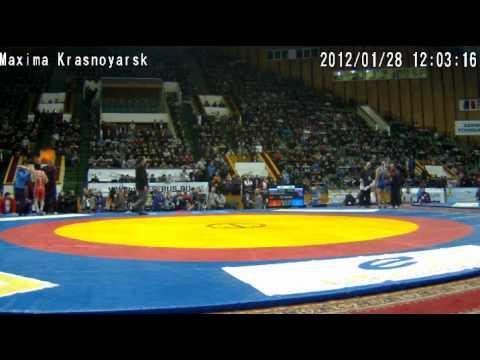Р. Муртазалиев-О. Сат финал 60 кг Ярыгин 2012