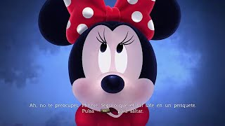MICKEY MOUSE & MINNIE MOUSE CASTLE OF ILLUSION CLUBHOUSE GAME ESPAÑOL Mickey Mouse and Minnie